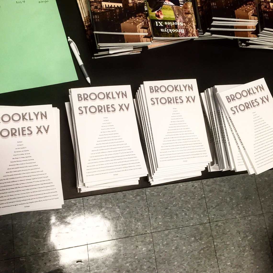 Brooklyn Stories Celebrates Another Journal Well Done – SUNY ...