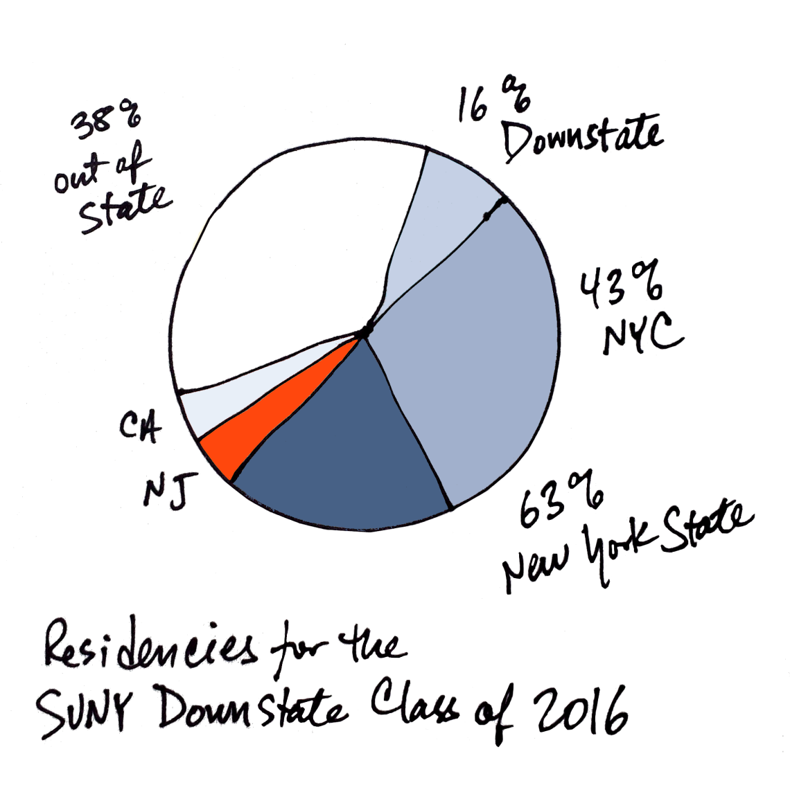 Residencies Start for Downstate's Class of 2016 – SUNY