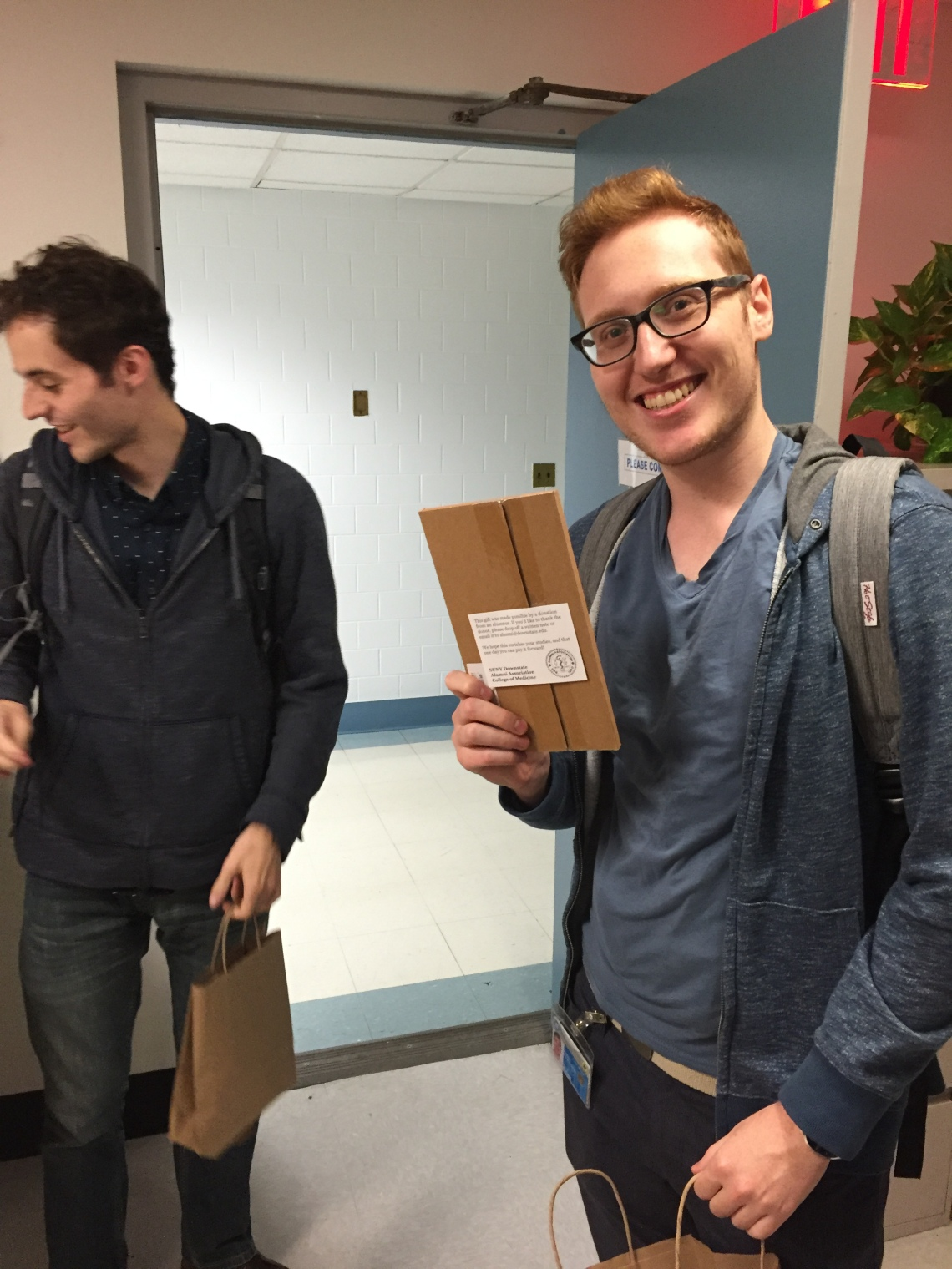 Anonymous Alumnus Donates 200 iPad Minis to 1st-Year Downstate Med ...