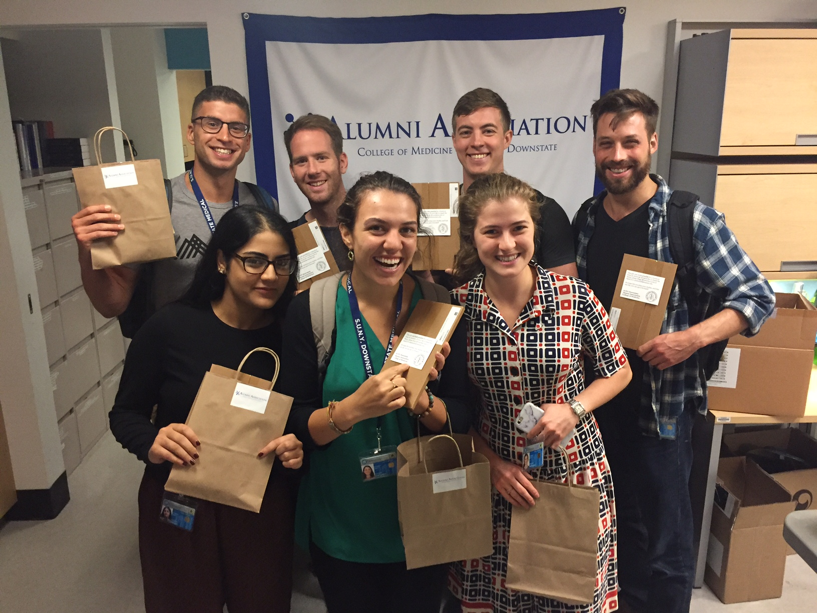 First Year Medical Students iPad Giveaway! 2017 – SUNY Downstate ...